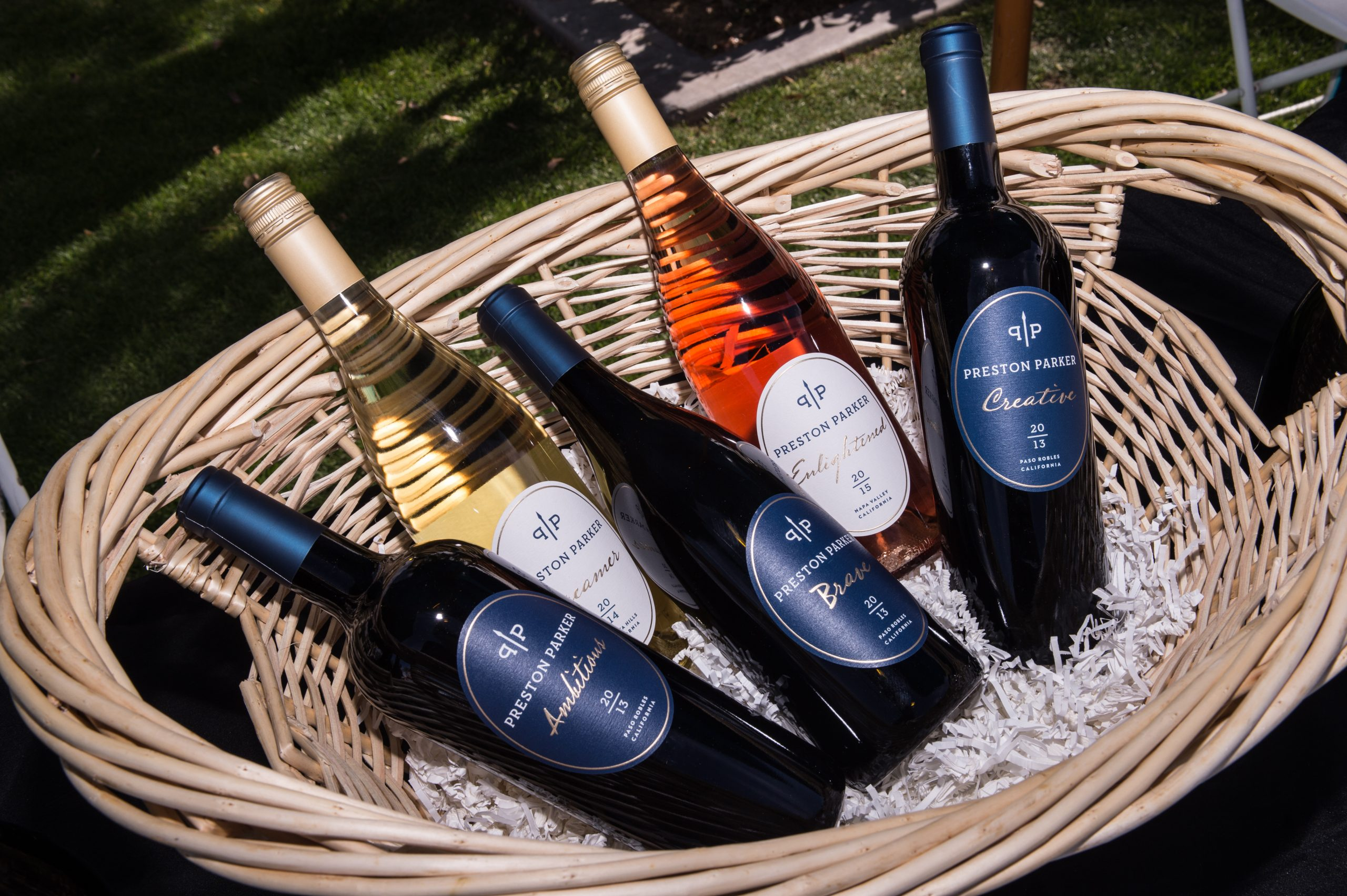 There's a huge selection of wine to choose from at the Rancho Mirage Wine and Food Festival held annually in the California Desert