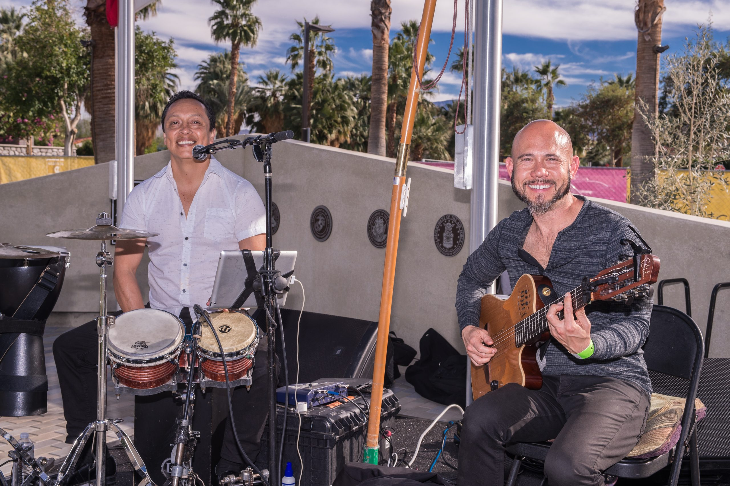 The Coachella Valley's premiere wine festival includes some great live performances